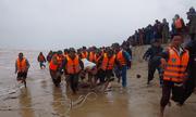 Cứu thành công thuyền viên tàu Vietship 01 gặp nạn trên vùng biển Quảng Trị