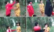 Nữ sinh cầm mũ bảo hiểm đánh bạn ở Tây Ninh bị xử lý thể nào?