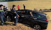 Thanh Hóa: Ô tô lao xuống sông Mã, 3 nạn nhân tử vong