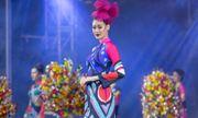 Hoa hậu Khánh Vân đẹp rạng rỡ, xuất hiện tại khai mạc