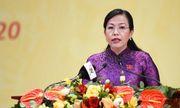 Chân dung nữ Bí thư tỉnh ủy Thái Nguyên vừa tái đắc cử