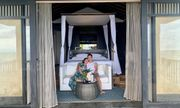 Ốc Thanh Vân - Trí Rùa trốn con đi du lịch riêng, kỷ niệm 12 năm thành vợ chồng