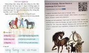 Truyện Hai Con Ngựa trong sách giáo khoa Tiếng Việt lớp 1 gây tranh cãi: Nguyên tác viết gì?
