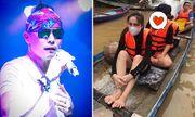 Jimmii Nguyễn lên tiếng sau khi bị chỉ trích về phát ngôn thắc mắc chuyện từ thiện của Thủy Tiên