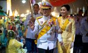 Xuất hiện tại sự kiện hoàng gia, Hoàng hậu Thái Lan khéo léo khẳng định vị thế trước Hoàng quý phi