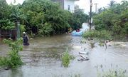 Đà nẵng tiếp tục cho học sinh nghỉ học do áp thấp và mưa lũ phức tạp