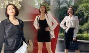 Hồng Diễm sở hữu gu thời trang ngày càng