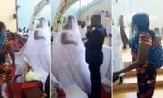 Video: Chồng âm thầm làm đám cưới với
