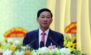 Ông Trần Đức Quận được bầu giữ chức Bí thư Tỉnh ủy Lâm Đồng