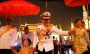 Nhà vua Thái Lan: Người dân nên yêu đất nước và chế độ quân chủ