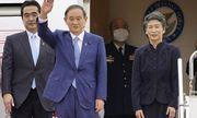 Thủ tướng Nhật Bản khởi hành chuyến bay đến Hà Nội