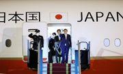 Thủ tướng Nhật Bản Yoshihide Suga đến Hà Nội