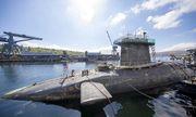 Sĩ quan Anh say xỉn định cho tháo dỡ 16 tên lửa hạt nhân trên tàu ngầm HMS Vigilant
