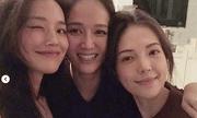 """""""Nữ thần không tuổi"""" Trần Kiều Ân bất ngờ lộ mặt mộc với dấu hiệu lão hóa, khác xa ảnh photoshop"""