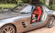 Bị chỉ trích vì lái Rolls Royce tới trường đón con, phụ huynh đáp trả khiến tất cả