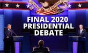 Bầu cử Mỹ 2020 mới nhất: Trump - Biden