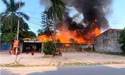 Lửa lớn thiêu rụi 2 nhà hàng ở Hải Phòng: Nhân viên hé lộ nguyên nhân bất ngờ