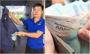 Phát hiện 8 triệu đồng trong áo cũ đem từ thiện, dân mạng truy tìm người giấu
