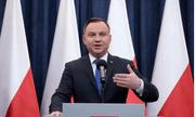 Tổng thống Ba Lan nhiễm COVID-19