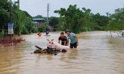Chính phủ tạm cấp 500 tỷ đồng hỗ trợ các tỉnh miền Trung