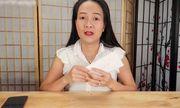 YouTuber Vinh Nguyễn Thị ủng hộ đồng bào miền Trung 115 triệu đồng