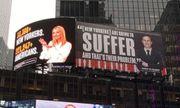 Bầu cử Mỹ 2020: Ivanka dọa kiện bảng quảng cáo của nhóm đối lập với ông Trump
