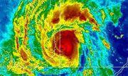 Tin bão số 9 khẩn cấp: Giật cấp 15, di chuyển rất nhanh về Đà Nẵng- Phú Yên