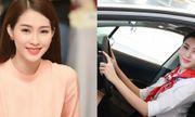Bóc giá xế hộp Peugeot của hoa hậu Đặng Thu Thảo