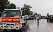 Đề  nghị miễn phí BOT cho xe vận chuyển hàng cứu trợ miền Trung