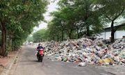 Sau đề xuất biến sông Tô Lịch thành công viên, JVE tiếp tục xin xử lý mùi bãi rác Nam Sơn