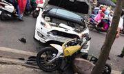 Tin tai nạn giao thông mới nhất ngày 30/10/2020: Ô tô tông xe máy, trung uý công an trọng thương