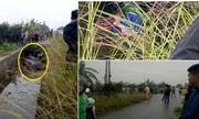 Hà Nội: Phát hiện nam thanh niên tử vong bên cạnh xe máy dưới mương nước