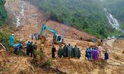 Quảng Bình: Tìm thấy thi thể 2 người dân bị vùi dưới đất đá sau 14 ngày mất tích
