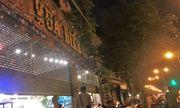 TP.HCM: Hàng chục thanh niên hỗn chiến trong quán nhậu Vua Biển, một người bị chém gục