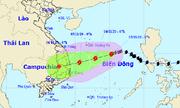 Chuyên gia nhận định bão số 10: Có thể thay đổi tính chất nhanh, gây mưa lớn