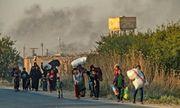 Tình hình chiến sự Syria ngày 4/11: Phiến quân thân Thổ Nhĩ Kỳ nã pháo vào vùng an toàn