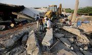 Nổ kho hóa chất trong nhà máy sản xuất bông ở Ấn Độ, 12 người chết