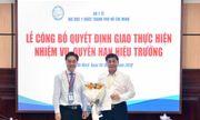 PGS.TS Nguyễn Hoàng Bắc được giao quyền Hiệu trưởng ĐH Y Dược TP.HCM