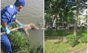 Ngửi thấy mùi hôi, hoảng hồn phát hiện thi thể nam giới trôi trên sông Sài Gòn