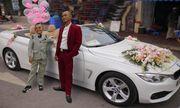 Anh em Tam Mao bất ngờ làm clip hỏi vợ với siêu xe, hóa ra lại là