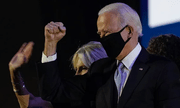 Ông Joe Biden tuyên bố