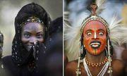 Bộ tộc kỳ lạ: Đàn ông thi sắc đẹp mới lấy được vợ, cạnh tranh khốc liệt hơn Hoa hậu thế giới