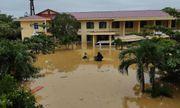 Bộ Y tế cử 7 tổ công tác đến miền Trung khắc phục hậu quả thiên tai