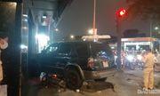 Tin tai nạn giao thông ngày 12/11: Ô tô tông loạt xe máy, nhiều người nằm la liệt trên đường