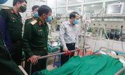 Rà phá bom mìn ở Hà Giang, chiến sĩ công binh hy sinh