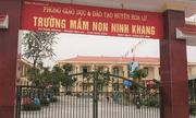 Vụ giáo viên bị tố bạo hành trẻ 15 tháng tuổi ở Ninh Bình: Hiệu trưởng nhà trường nói gì?