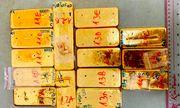 Điều tra mở rộng, truy nã đối tượng liên quan vụ vận chuyển vàng 51kg