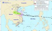 Bão Vamco sắp đổ bộ khu vực Hà Tĩnh - Thừa Thiên Huế, gây mưa lớn