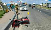 Gây tai nạn khiến thai phụ tử vong, tài xế ô tô tải bỏ trốn