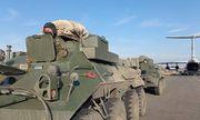 Nga điều thêm 18 máy bay chở lực lượng gìn giữ hòa bình tới Armenia